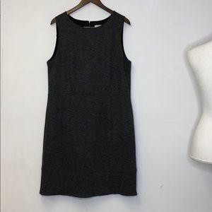 LOFT Ann Taylor Size 16 Thick Gray EUC
